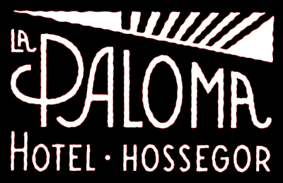 the Hotel La Paloma logo